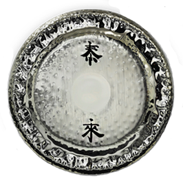 SYMPHONIC BRILLANT GONG mit TAI LOI Logo