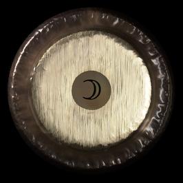 """24"""" SIDERISCHER MOND A2#/Ais-113,71 Hz"""