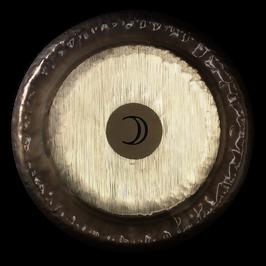 """24"""" SYNODISCHER MOND G2#/Gis-105,21 Hz"""