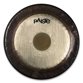 SYMPHONIC GONGS With Paiste Logo