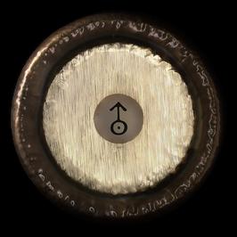 """24"""" URANUS G2#/Gis-103,68 Hz"""