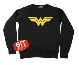 Свитшот  чудо-женщина  (Wonder Woman)