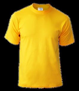 Детская футболка | желтый