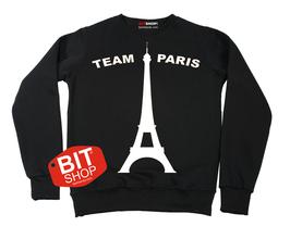 Свитшот TEAM PARIS  (Atel_e_bounty) | Под заказ