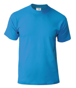 Детская футболка | голубой