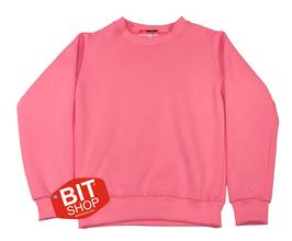 Женский свитшот | розовый