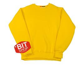 Женский свитшот | желтый