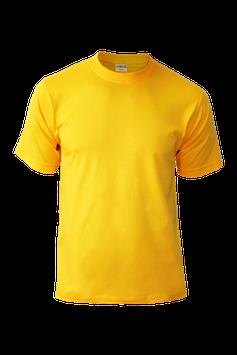 Мужская футболка | Желтый
