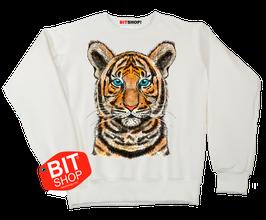 Свитшот | тигр (дизайн Ирина Филатова)