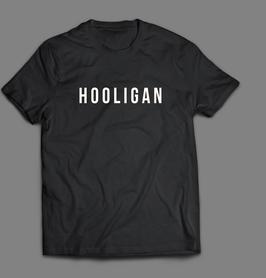Футболка Хаски     Лого Hooligan   Под заказ