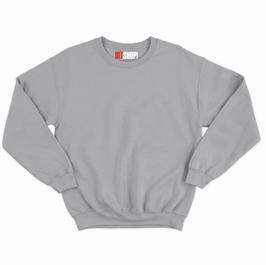 Мужской свитшот | светло-серый меланж