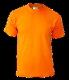 Детская футболка | оранжевый