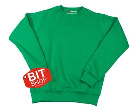 Женский свитшот | светло-зеленый