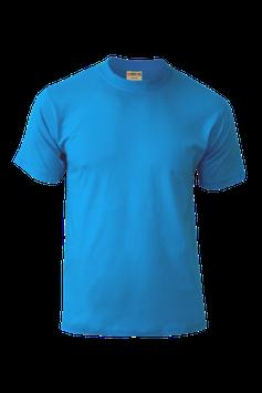 Мужская футболка | Голубой