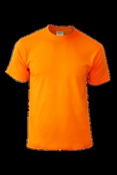 Мужская футболка | Оранжевая