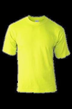 Мужская футболка | Салатовая-Лимонная