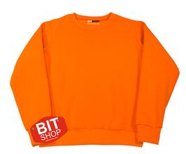 Женский свитшот | оранжевый