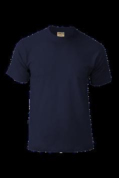 Мужская футболка | Темно-синяя