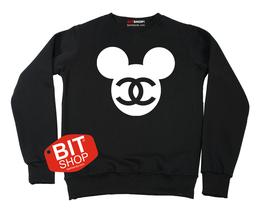 Свитшот Chanel-mouse  (Atel_e_bounty) | Под заказ