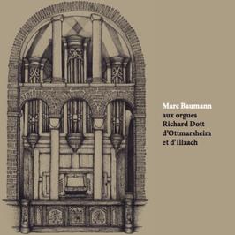 Marc Baumann joue les orgues Richard Dott d'Ottmarsheim et d'Illzach