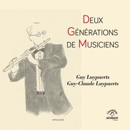 Luypaerts - Deux générations de musiciens -