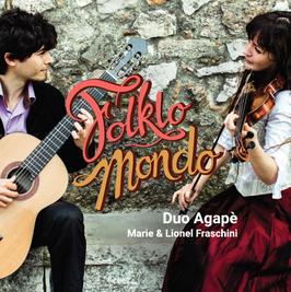 Duo AGAPE, Folklomondo