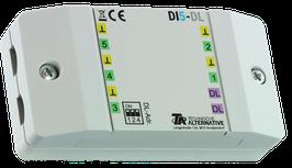 DL - Erweiterungsmodul für 5 Digitaleingänge