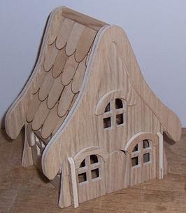 Bausatz Knusperhaus
