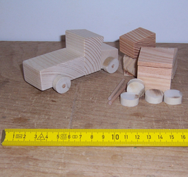 Bausatz LKW