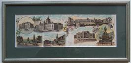 Mehrbild-Lithographie
