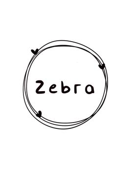 Bedbuddy Zebra