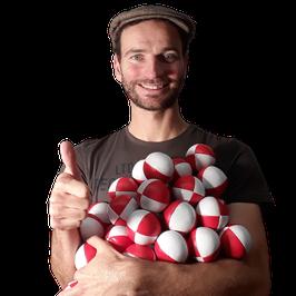 Jonglierbälle Bundle: 30/45/60/150 Bälle