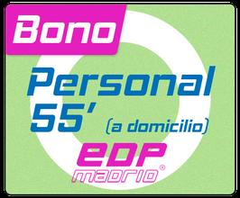 Domicilio 55'