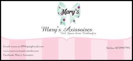 Gutschein Marys