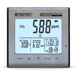 Medidor CO2 Trotec BZ25