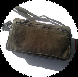 Mini-Tasche Unisex braun