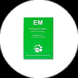 "Opuscolo ""EM Microrganismi effettivi"""