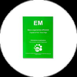 "Broschüre ""EM - Effektive Mikroorganismen"""