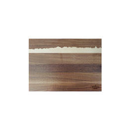 Wallis I PanoramaKnife I Holz-Schneidebrett