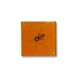 Energie-Platte für Bienen