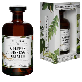 Golfers Ginseng Elixier, Dr. Jaglas Apothecary