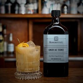 Ginger Ale Essence, Rosebottel