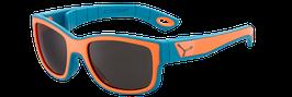 Cebé S´trike Matt Blue Orange - 1500 Grey BL