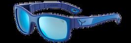 Cebé S´trike Matt Blue - 1500 Grey BL Blue Flash Mirror