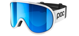 POC Retina Big COMP Clarity Hydrogene White Spectris Blue