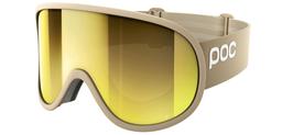POC Retina Big Clarity Rhodium Beige Spectris Gold