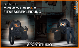 "Freizeithose + T-Shirt + Hoodie ""Training"" Richard Funke"
