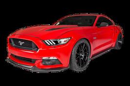Mustang Carbon Frontspoiler GT