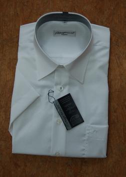 Ahlemeyer | Kurzarm-Business-Hemd |  Normalschnitt