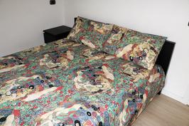 Parure Copripiumino Matrimoniale Klimt.Grandi Pittori Klimt Donne